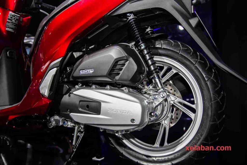Hiệu suất làm việc của Sh 2019 động cơ 125cc và 150cc cao hơn