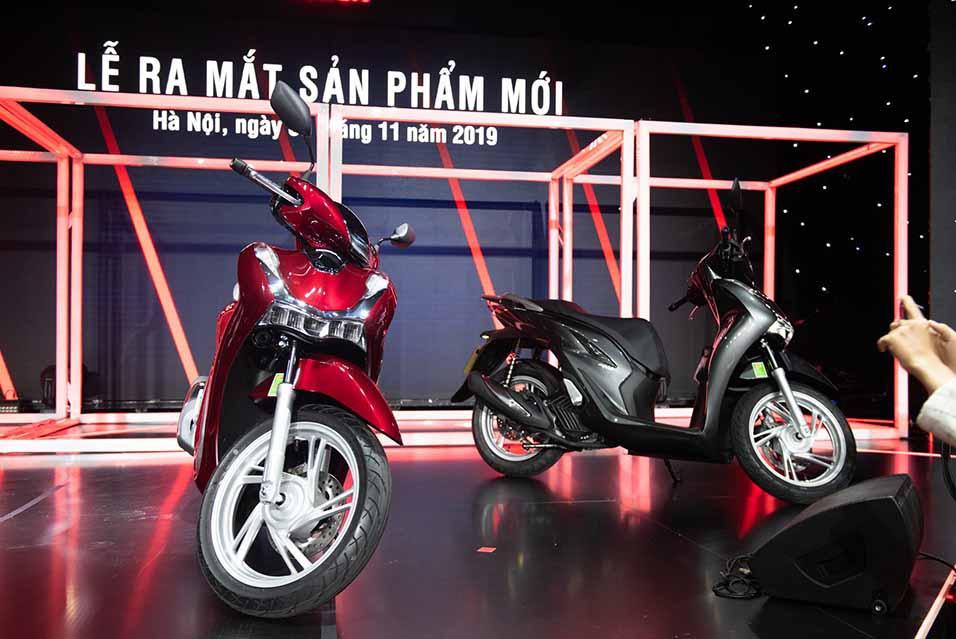 Lễ ra mắt xe Sh 2020 được tổ chức hoành tráng tại Hà Nội