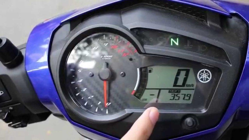 Cách chạy xe côn tay Exciter 150 không đi số cao ở vận tốc thấp