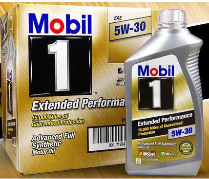 Thay nhớt xe Sh với Mobil 1 Gold 5W30 nhập USA