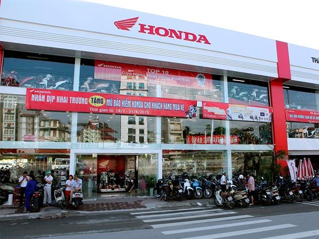 Hình ảnh Head Honda Thắng Lợi 25 Trần Khánh Dư