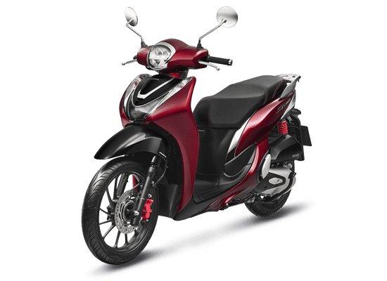Xe Sh Mode 2020 phiên bản màu đỏ đen