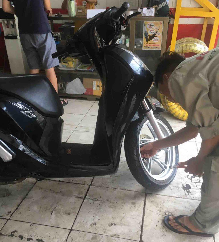 Kiểm tra bảo trì xe máy cơ bản