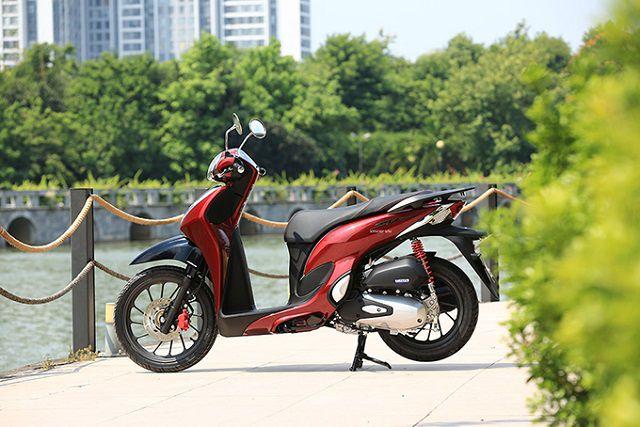 xe máy sh nữ giá bao nhiêu và cách bảo vệ xe