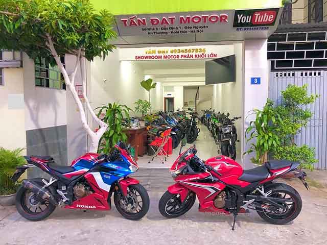 Hình ảnh Tấn Đạt Motor - xe máy cũ giá rẻ Hà Nội