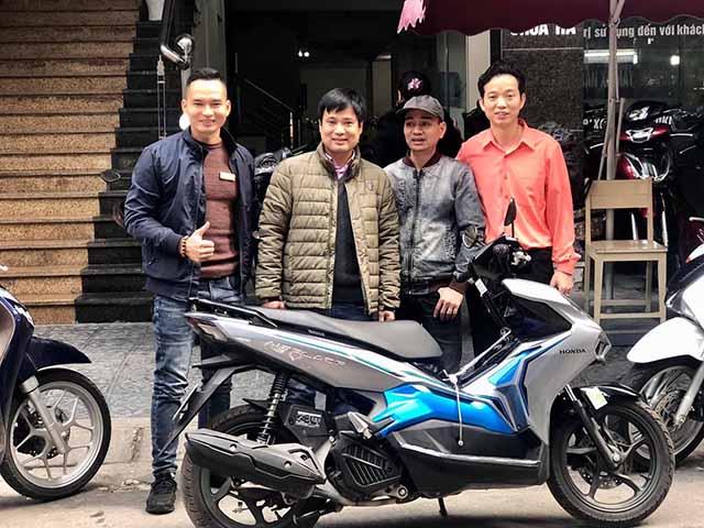 Cửa hàng xe máy cũ uy tín tại Hà Nội cần có chế độ bảo hành chuẩn