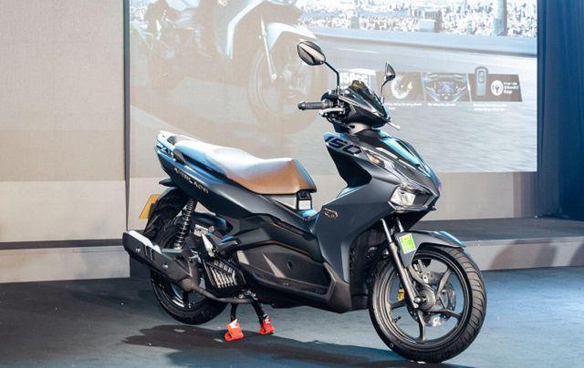 xe tay ga nào tiết kiệm xăng nhất hiện nay Honda Air Blade