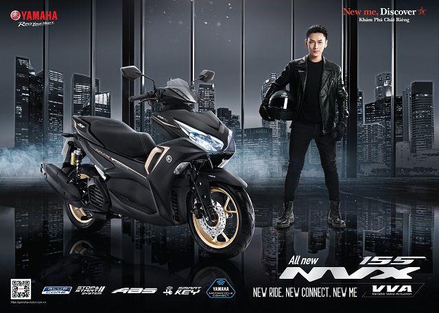 Yamaha NVX 155cc mua xe tay ga nào tốt nhất