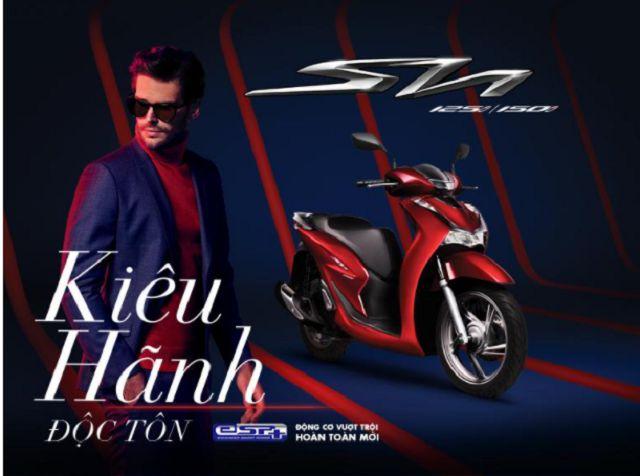 xe máy cho nam Honda SH