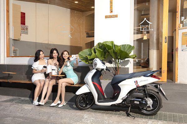 Xe Janus đang rất được ưa chuộng trên thị trường hiện nay