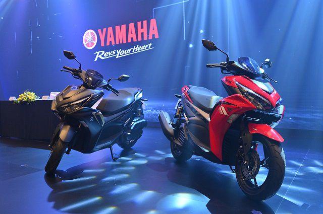 xe máy dành cho nam Yamaha NVX 155 VVA