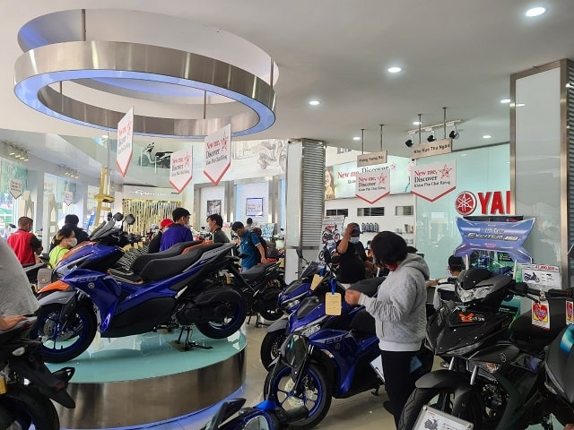Băn khoăn mua xe Yamaha ở đâu rẻ nhất TPHCM hãy đến 3 Đại lý này
