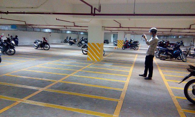 tiêu chuẩn thiết kế bãi đỗ xe máy Việc xây dựng các bãi đổ xe máy tại Việt Nam hiện nay là cực kỳ cần thiết