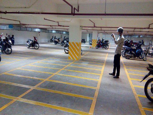 Tiêu chuẩn thiết kế bãi đỗ xe máy chuẩn nhất hiện nay