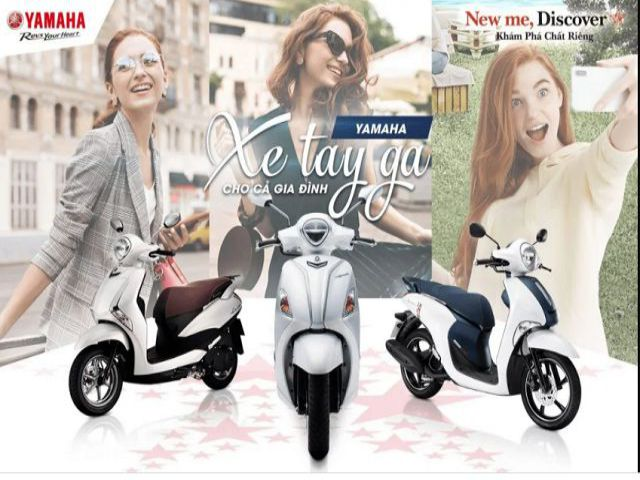 Chương trình mua xe máy trả góp của Yamaha mới nhất 2021