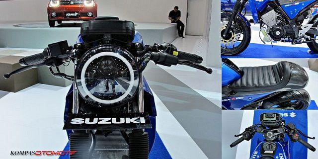 Thiết kế Suzuki GSX-R150