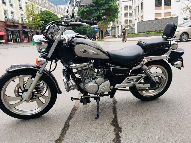 Thiết kế xe Suzuki GZ150-A