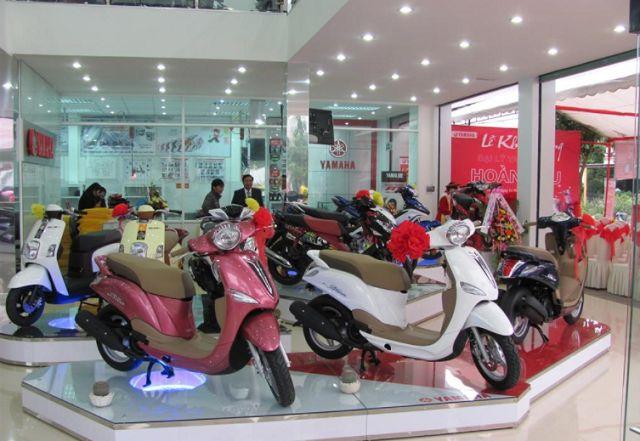 Đến trực tiếp Đại Lý Yamaha gần nhất để được tư vấn cụ thể mua xe tra gop yamaha tai tphcm