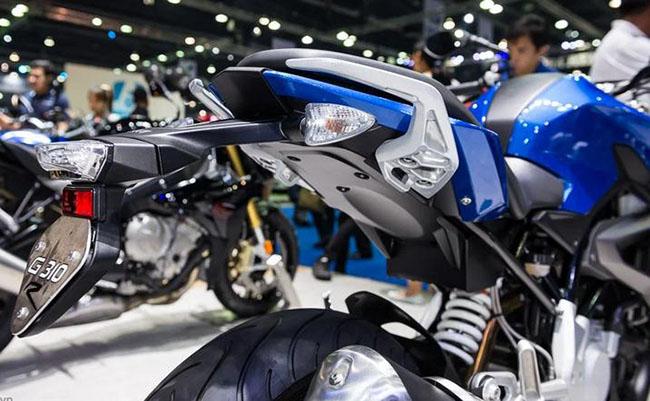 hệ thống đèn hậu BMW G310R