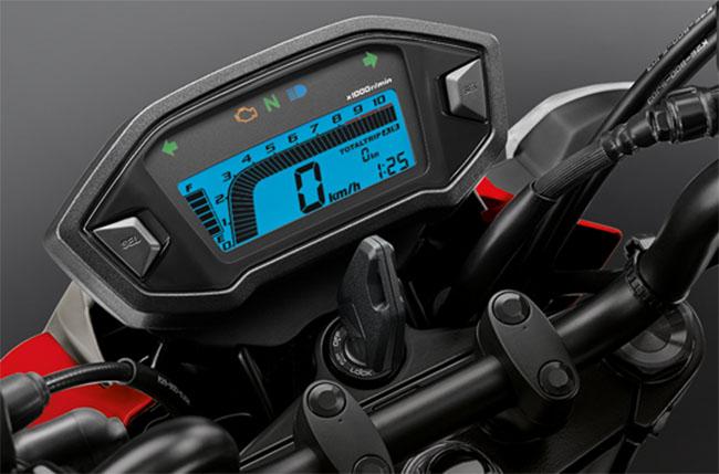 Honda MSX 125 mặt đồng hồ Full LCD