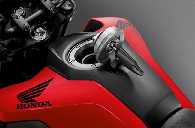 Thiết kế nắp bình xăng cao cấp Honda MSX125