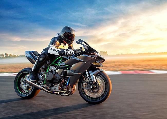 Kawasaki Ninja H2R siêu xe môtô đẹp nhất thế giới
