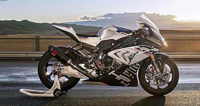 chiếc mô tô đẹp nhất BMW HP4
