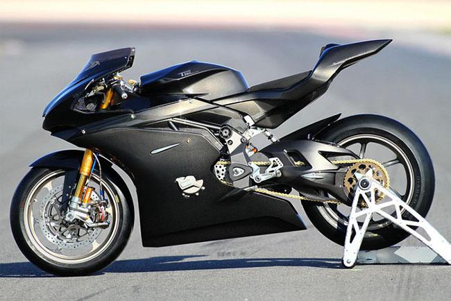 moto đắt nhất thế giới Tamburini T12 Massimo