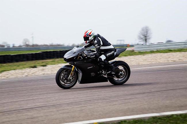 Tamburini T12 Massimo chiếc moto đắt nhất thế giới