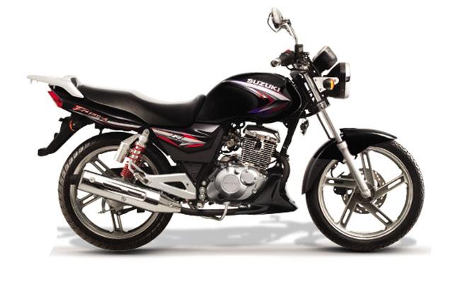 Thiết kế yên xe thấp Suzuki EN150A