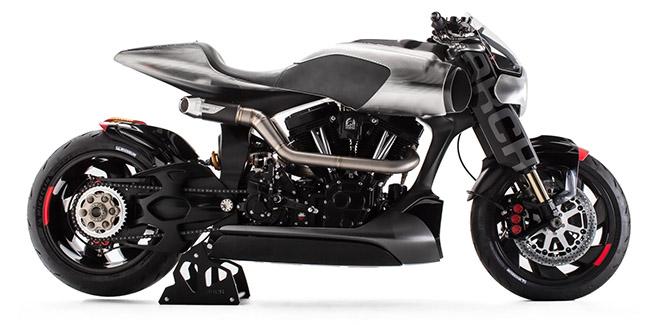 xe mô tô đẹp nhất toàn thế giới Arch Method 143