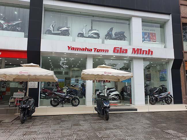 Đại lý tại hà nội Yamaha Town Gia Minh