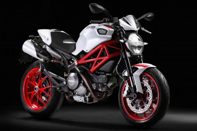 xe moto cho người 1m6 Ducati Monster 696