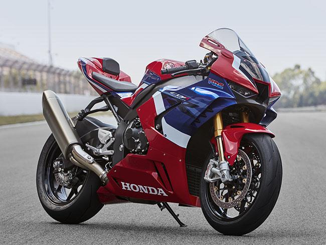 CB1000RR-R Fireblade SP - siêu moto thế hệ mới của Honda