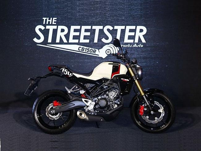 Mẫu xe moto của Honda CB150R Exmotion khí chất cổ điển bản lĩnh thời thượng