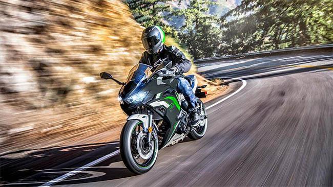 Kawasaki Ninja 650 xe moto dưới 200 triệu