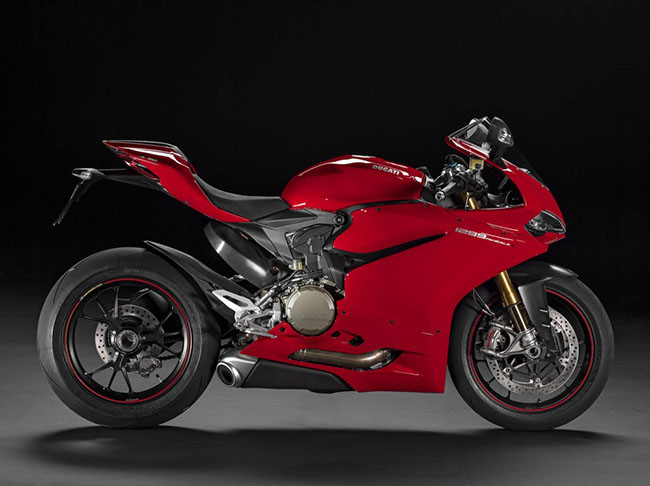 moto cực khủng Ducati 1299 Panigale S