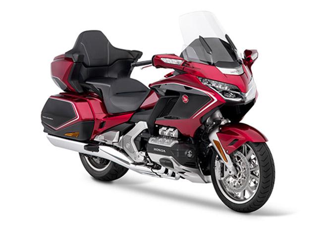 xe moto đường trường Honda Gold Wing