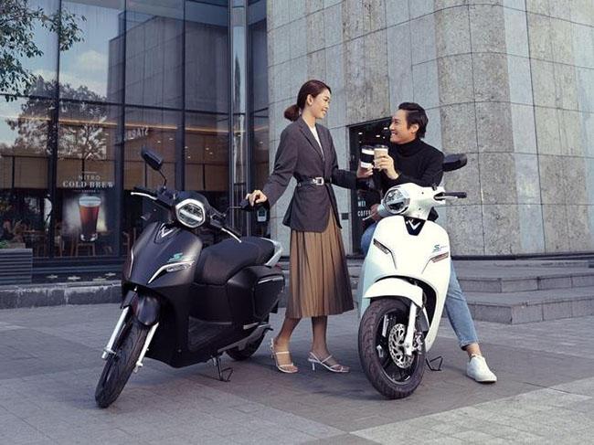 Xe gắn máy, xe điện vinfast klara S 2020