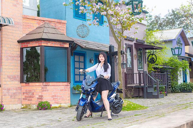 xe gắn máy dibao jeek one
