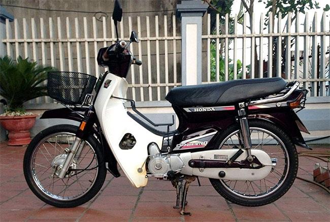 Xe mô tô, xe máy honda dream