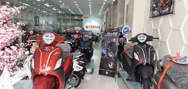 yamaha quốc việt là đại lý xe máy yamaha rẻ nhất hà nội