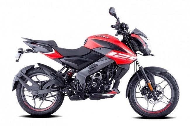 Hệ thống treo của moto Bajaj Pulsar NS125 2021